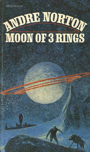 Andre Norton Moon Of Three Rings
