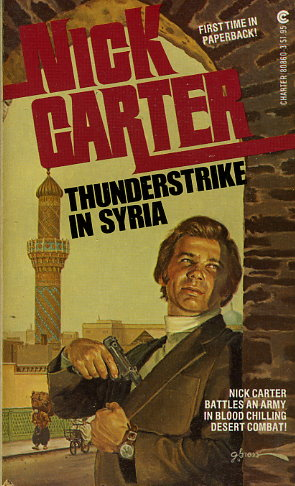 Thunderstrike in Syria