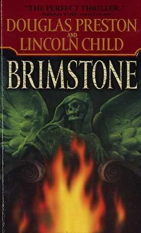Brimstone By Douglas Preston Lincoln Child Fictiondb