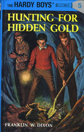 Hunting for Hidden Gold