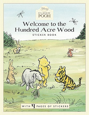 Welcome to the Hundred Acre Wood