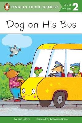 Dog on His Bus