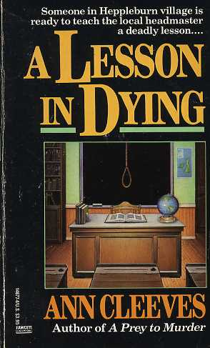 A Lesson in Dying