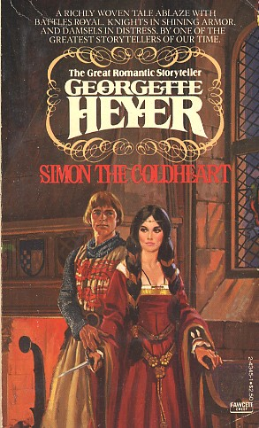 Simon The Coldheart By Georgette Heyer Fictiondb
