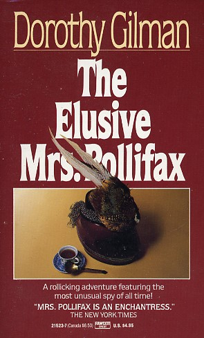 Elusive Mrs. Pollifax