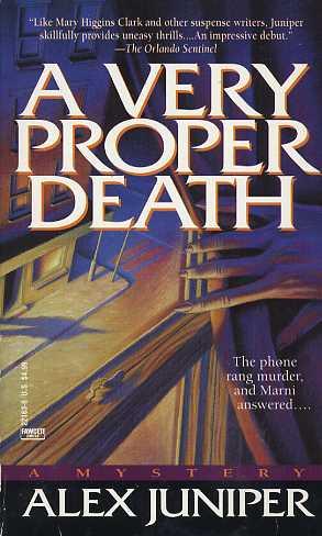A Very Proper Death