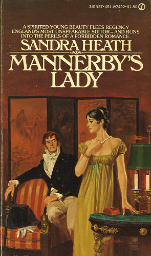 Mannerby's Lady