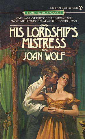 His Lordship's Mistress