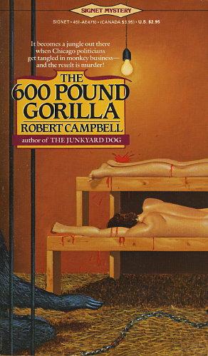 The 600 Pound Gorilla
