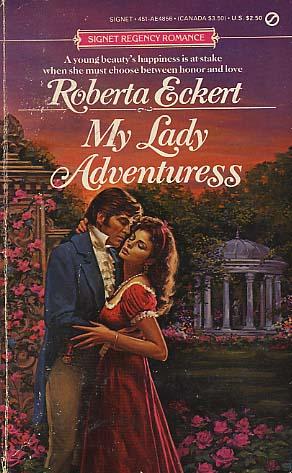 My Lady Adventuress