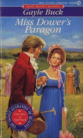 Miss Dower's Paragon