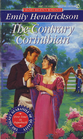 The Contrary Corinthian