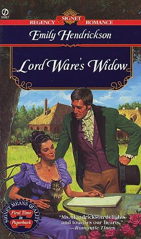 Lord Ware's Widow