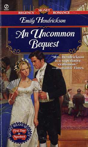 An Uncommon Bequest