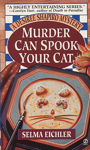 Murder Can Spook Your Cat
