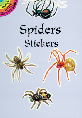 Spiders Stickers