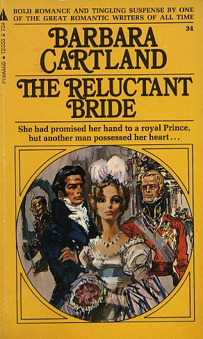 The reluctant bride by barbara cartland fictiondb fandeluxe Document
