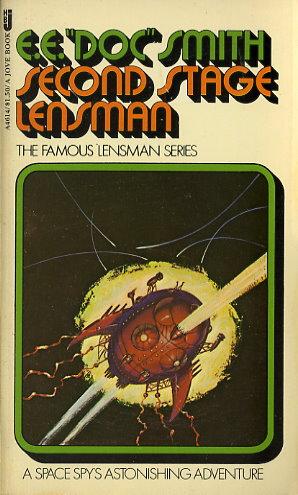 Second Stage Lensman