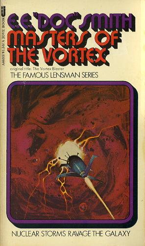 The Vortex Blaster / Masters of the Vortex