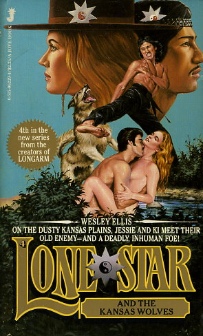 Lone Star and the Kansas Wolves