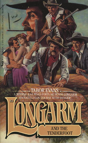 Longarm and the Tenderfoot