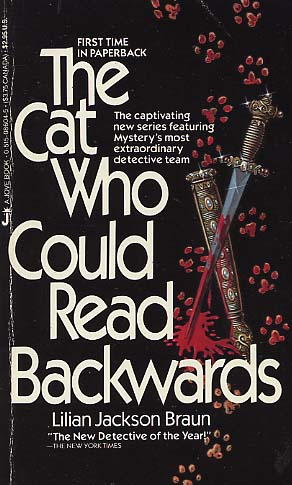The Cat Who Could Read Backwards