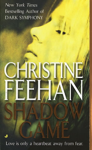 Ghostwalkers Series In Order By Christine Feehan Fictiondb