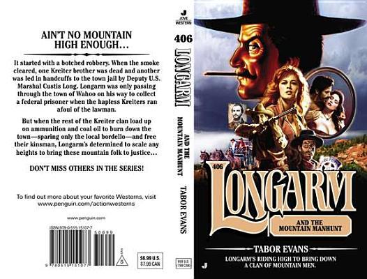 Longarm and the Mountain Manhunt