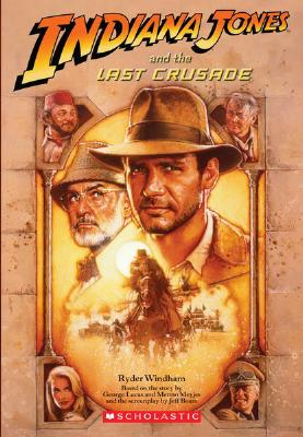 Indiana Jones: The Last Crusade Novelization