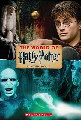 The World of Harry Potter: Harry Potter Poster Book