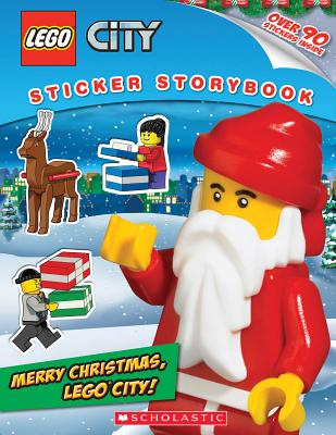 Merry Christmas, LEGO City!