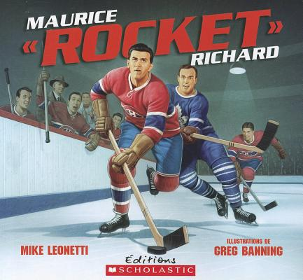 maurice the rocket richard essay M aurice richard-le rocket, montreal's homegrown french-canadian star from the city's blue-collar nouveau-bordeaux neighborhood, the world's greatest hockey player to that time — carries.