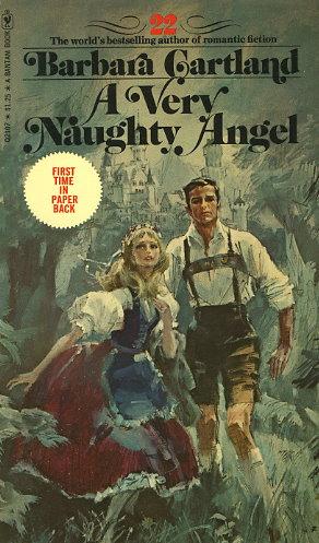 A Very Naughty Angel