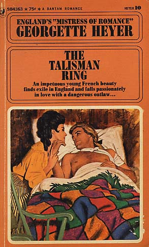 The Talisman Ring by Georgette Heyer - FictionDB