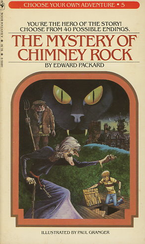Mystery of Chimney Rock / The Curse of the Haunted Mansion