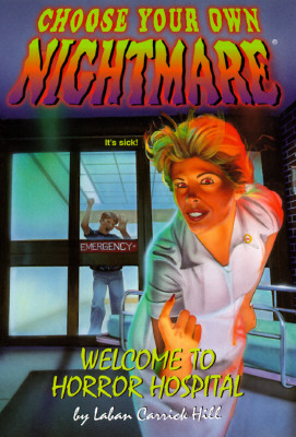 Welcome to Horror Hospital