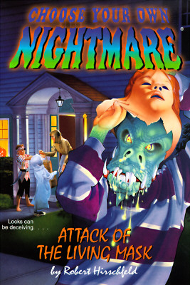 Attack of the Living Mask