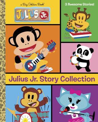 Julius Jr. Big Golden Book