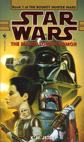 The Mandalorian Armor