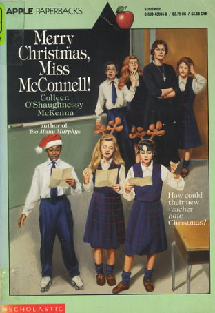 Merry Christmas, Miss McConnell!!