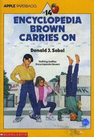 Encyclopedia Brown Carries On