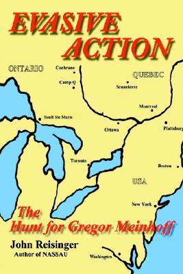 Evasive Action: The Hunt for Gregor Meinhoff