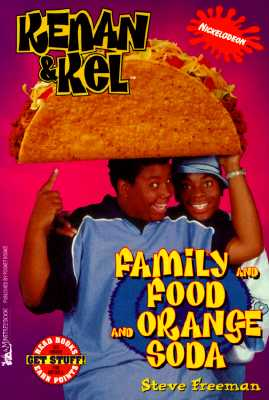 Family and Food and Orange Soda