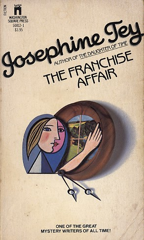 The Franchise Affair By Josephine Tey Fictiondb