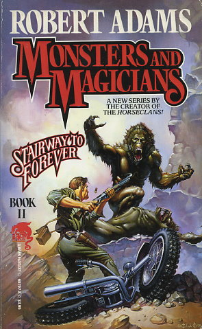Monsters and Magicians