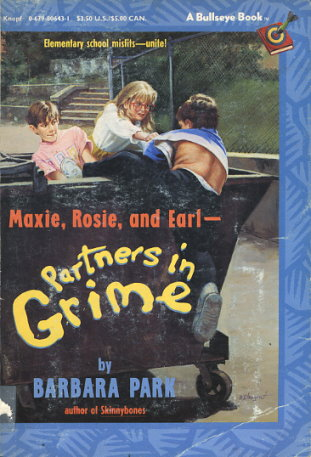 Maxie, Rosie, and Earl: Partners in Grime