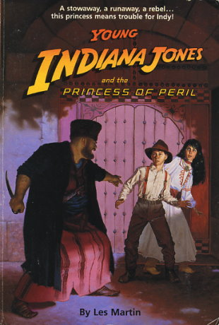 Young Indiana Jones and the Princess of Peril