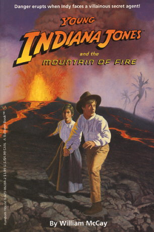Young Indiana Jones and the Mountain of Fire