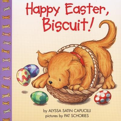 Happy Easter, Biscuit!