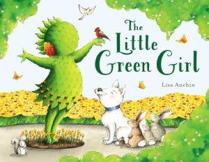 The Little Green Girl
